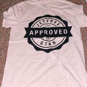 Jeffrey star approved tee